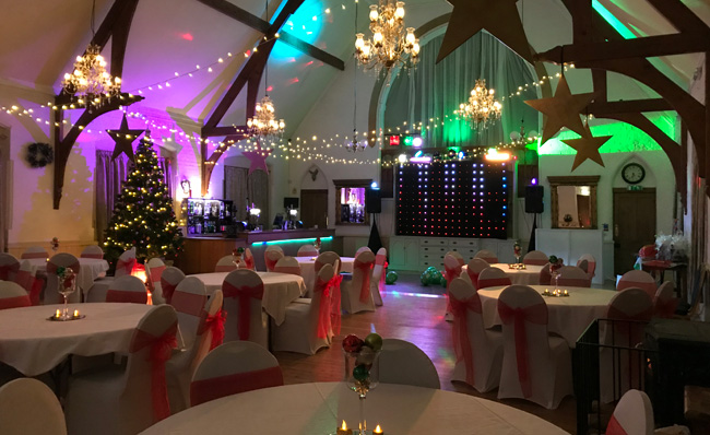 Parties at Springfield Events Hall